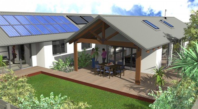 Bay of Plenty gets New Zealand's first 'perfect 10' Homestar house