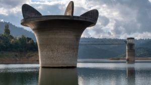 Mangatangi Dam in the Hunua Ranges, near Auckland Source: 1 NEWS